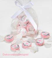 "Bonbons ""Just Married"" - pink - 50 Stück"