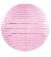 Papierlampion - rosa - 45 cm