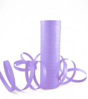 Papierluftschlange - lavendel