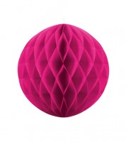 Wabenball - 20 cm - pink
