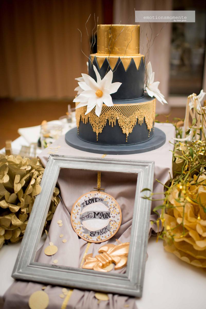 Hochzeitsshoot mit vintage deko ideen und besonderem for Vintage deko hochzeit
