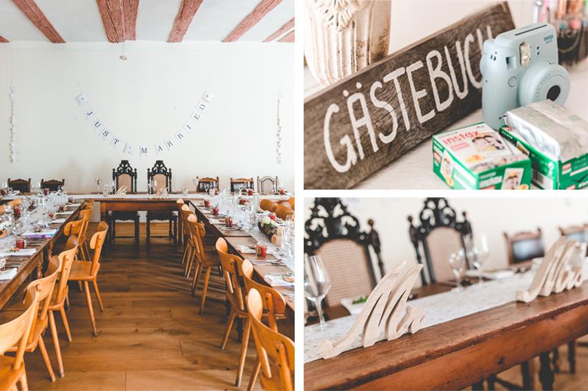 vintage hochzeit im schloss mit romantischem diy charme my bridal shower blog. Black Bedroom Furniture Sets. Home Design Ideas