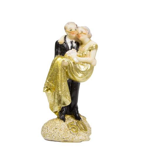 """Deko-Figur """"50. Hochzeitstag"""""""