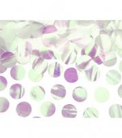 Konfetti-Kreise - irisierend - 15 g