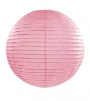Papierlampion - pink - 35 cm