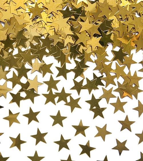 "Metallic-Streukonfetti ""Mini-Sterne - gold"" - 30 g"