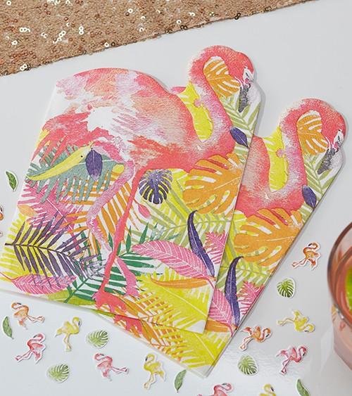 "Servietten ""Flamingo"" - 20 Stück"