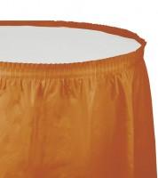 Tischverkleidung - pumpkin - 4,26 m