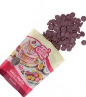 Funcakes Deco-Melts - lila - 250 g