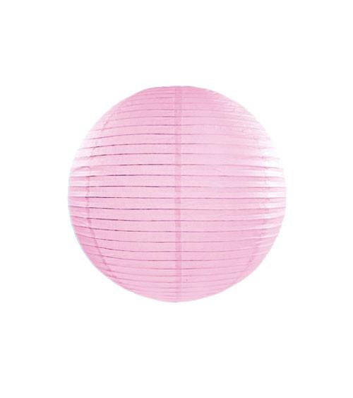 Papierlampion - rosa - 20 cm