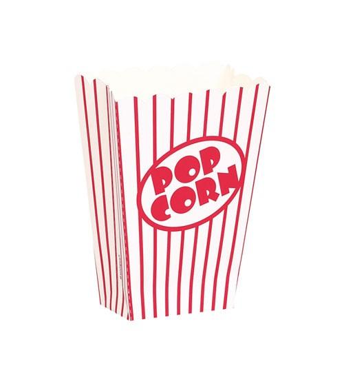 Kleine Popcorn-Boxen - 8 Stück