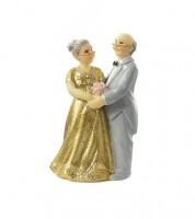 "Deko-Figur ""50 Jahre Ehe"" - 7 cm"