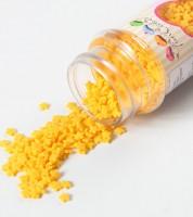 "FunCakes Zuckerdekore ""Mini-Sterne"" - gelb"" - 60 g"