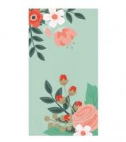 """Bistroservietten """"Floral"""" - 16 Stück"""