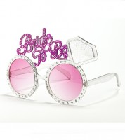 "Brille ""Bride To Be"""