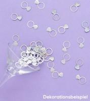"Konfetti ""Diamantringe"" - 14 g"